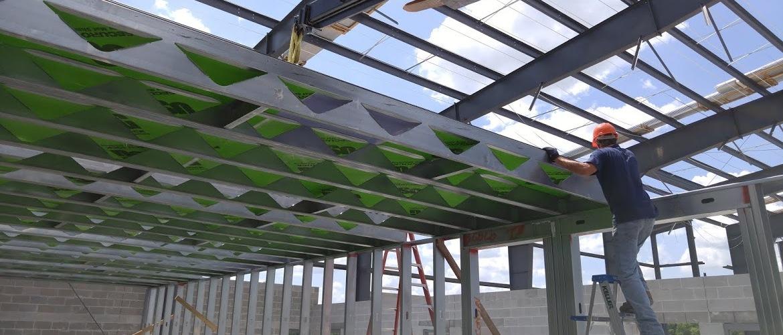 FortEco light weight framing – Floor Framing Systems, Wall Framing ...